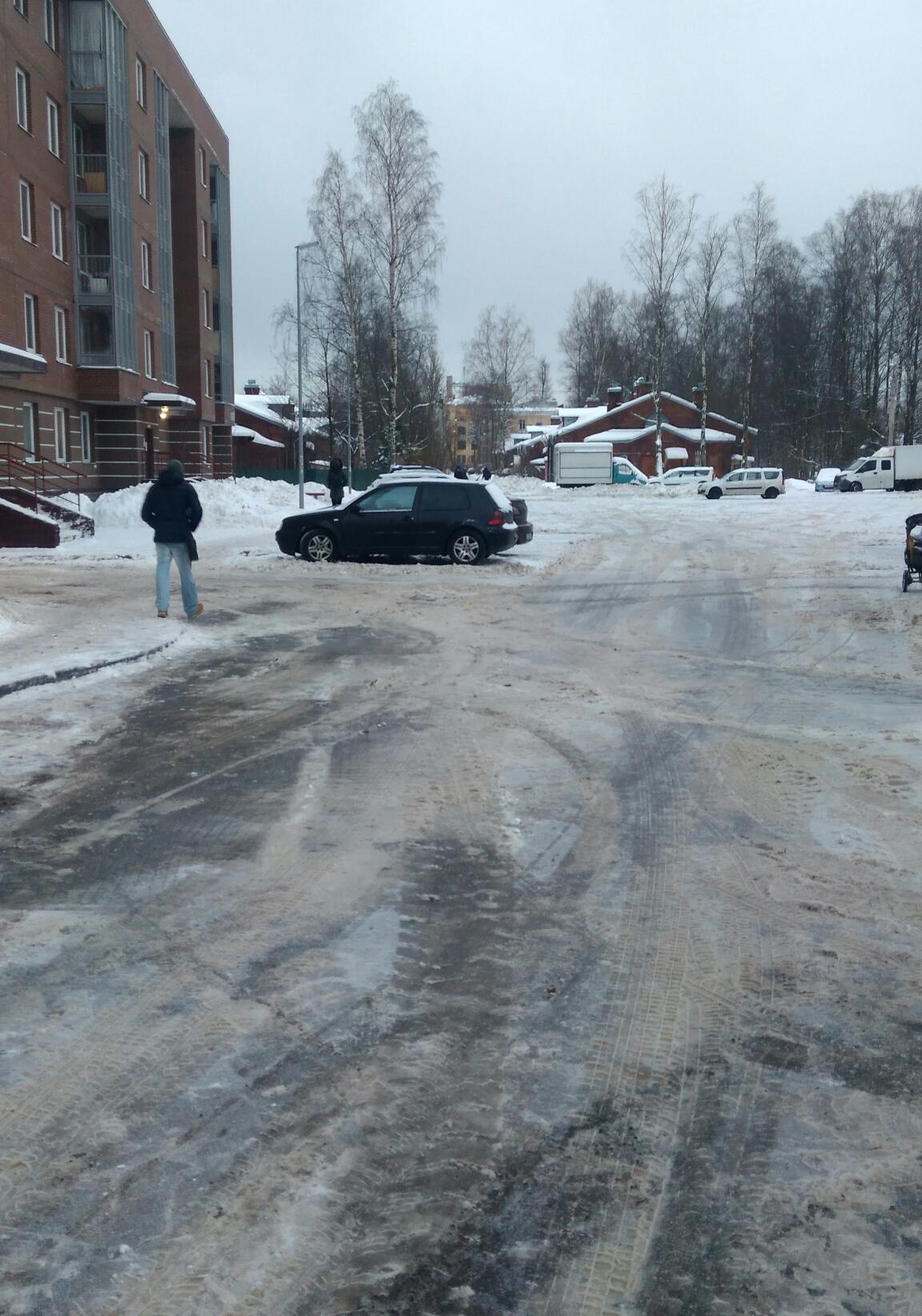 Уборка снега мурманская область